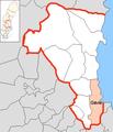 Gävle Municipality in Gävleborg County.png