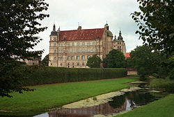 Güstrow Castle
