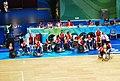GB national wheelchair rugby team - Beijing Paralympics 2008.jpg