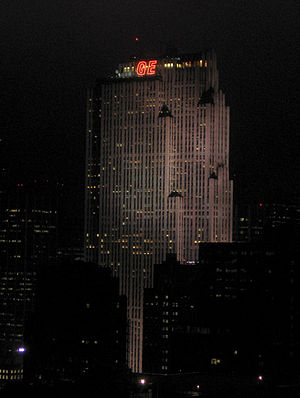 The Tonight Show Starring Jimmy Fallon - The show originates from the Comcast Building at 30 Rockefeller Plaza in New York City.