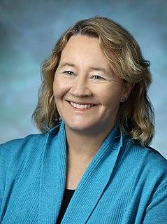 Carol W. Greider American molecular biologist and Nobel laureate