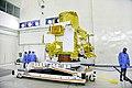 GSLV Mk III M1, Chandrayaan-2 - Orbiter at SDSC SHAR.jpg