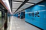 GZMTR Airport N. Station Platform 1 2018 04.jpg