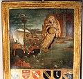 Gabella 44, guidoccio cozzarelli, maria guida in acque tranquille la barca di siena, 1487, 02.jpg