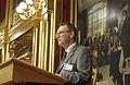 Gabriel Romanus, Nordiska radets nyvalda president, haller tal. (Bilden ar tagen vid Nordiska radets session i Oslo, 2003).jpg