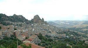 Gagliano Castelferrato - Image: Gagliano Castelferrato Panorama
