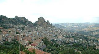 Gagliano Castelferrato Comune in Sicily, Italy