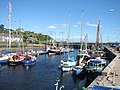 Gala Day at Helmsdale Harbour.jpg