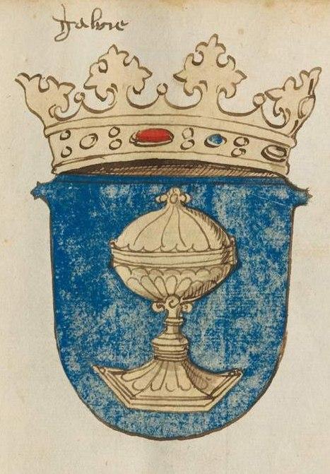 Galice -Anton Tirol's Wappenbuch