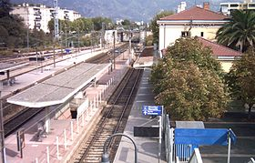 Image illustrative de l'article Gare d'Aubagne