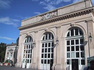 Gare de Denfert-Rochereau - Image: Gare de Denfert Rochereau
