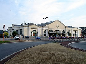 image illustrative de l'article Gare de Dieppe