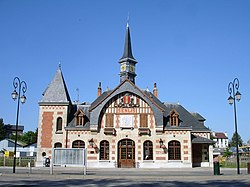Station Senlis