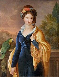 Princess Maria Anna of Saxony (1799–1832) Grand Duchess of Tuscany