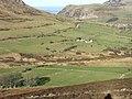 Gelliau Farm from Mynydd Carnguwch - geograph.org.uk - 705705.jpg
