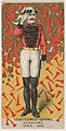 Gendarme, Spain, 1886, from the Military Series (N224) issued by Kinney Tobacco Company to promote Sweet Caporal Cigarettes MET DPB874332.jpg