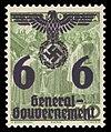 Generalgouvernement 1940 19 Aufdruck auf 332.jpg