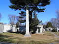George Boldt Tower in Woodlawn Cemetery.JPG