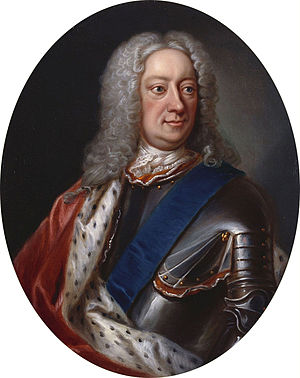 Electorate of Brunswick-Lüneburg - Image: George II of Great Britain 1730 50