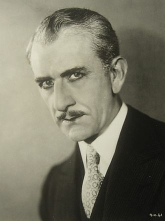 George Irving (American actor) - Irving in Craig's Wife (1928)
