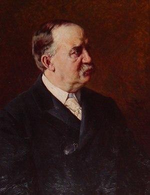 George K. Nash - 1905 portrait by Charles T. Webber