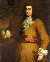 Portrait of George Monck, 1st Duke of Albemarle, English Admiral and Statesman