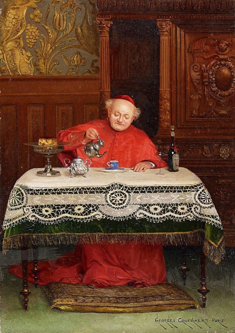 Georges Croegaert Der Kardinal.jpg