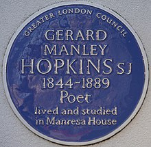 gerard manley hopkins roberts gerald