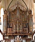 Germany Luebeck St Jakobi organ.jpg