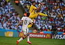 Germany and Argentina face off in the final of the World Cup 2014 11.jpg