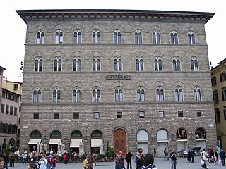 palazzo in Florence