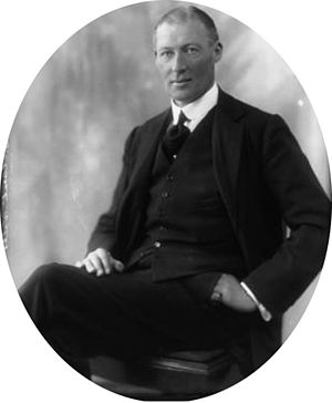 Batsford Arboretum - Gilbert Wills, 1st Baron Dulverton