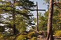 Gipfelkreuz am Mandlstein.jpg