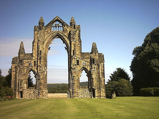Gisborough Priory (nez202)