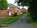 Glebe Close, Swindon - geograph.org.uk - 991702.jpg