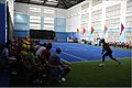 Glimpse from the finals of INA Open Tennis Championship match for Autumn Term 2017.jpg