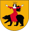Coat of arms of Ożarów