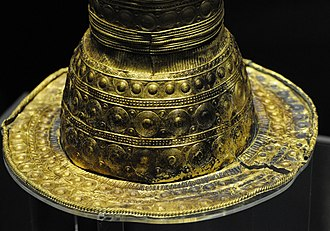 Berlin Gold Hat - Berlin Gold Hat, Detail
