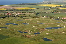 220px Golf course Golfplatz Wittenbeck Mecklenburg Ostsee Baltic Sea Germany
