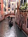 Gondola in a Venice canal.jpg