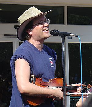 Gordon Gano - Gano in concert with Violent Femmes, 2006