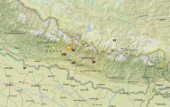April 2015 Nepal earthquake - Wikipedia