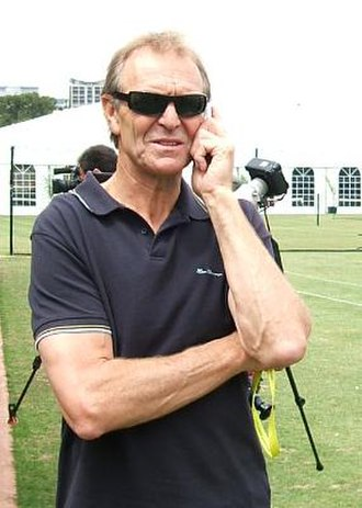 1988 Adelaide Bicentennial Carnival - All-Australian coach Graham Cornes