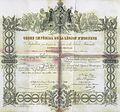 Grand-Officier dans l'Ordre impérial de la Légion d'honneur (25 juillet 1864)..jpg