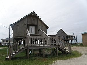 Grand Isle, Louisiana - Lighthouse Christian Fellowship Church in Grand Isle