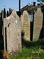 Gravestones, Milton Abbot - geograph.org.uk - 797265.jpg