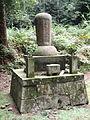 Graveyard - Homyoin Temple - Otsu, Shiga - DSC07594.JPG