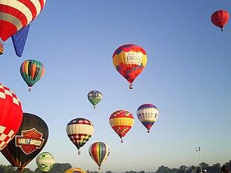 Kentucky Derby Festival - The Great Balloon Race