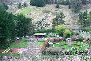 Green Gulch Farm Gardens