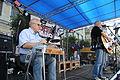 Greenhorns music band in Pisek in 2011 (11).JPG